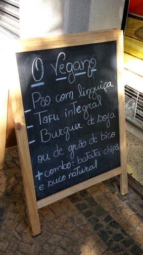 O Vegano