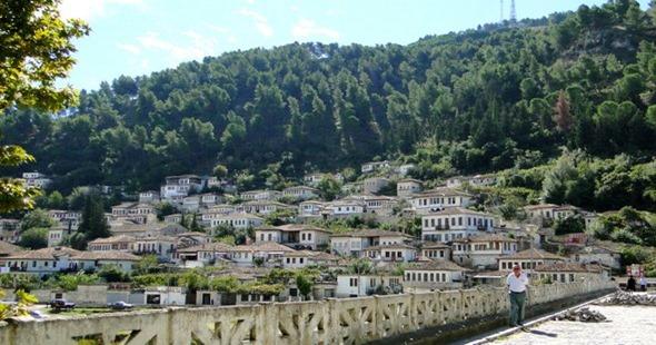 Ponte Gorica em Berat