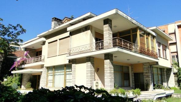Casa de Enver Hoxha em Tirana