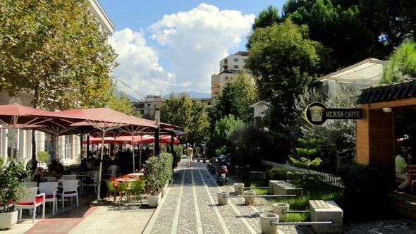 Restaurantes em Tirana