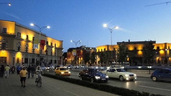 Praça Skanderbeg
