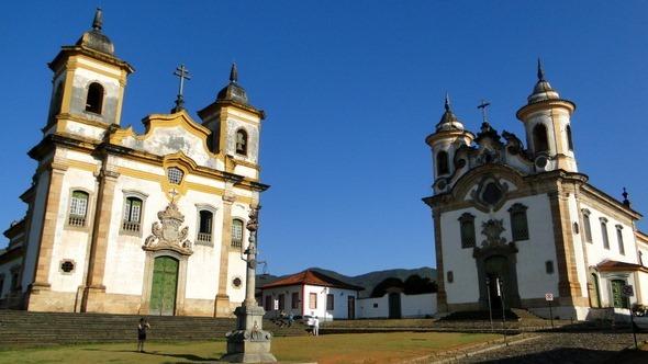 Mariana - Praça Minas Gerais