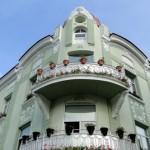 Art Nouveau em Varna