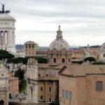 Um dia em Roma