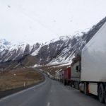 Transporte na Geórgia e na Armênia