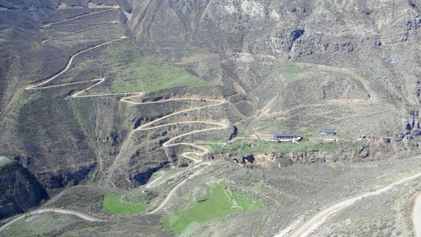 Paisagem do Wings of Tatev