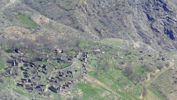 Ruínas da antiga Halidzor