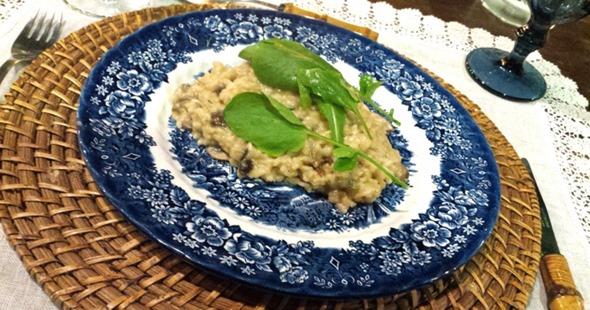 Hospedagem Santo Antônio - Jantar Vegetariano