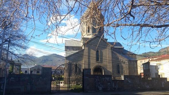 Igreja de São Gregório, o Iluminador, em Goris