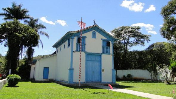 Igreja de São Sebastião - Macacos
