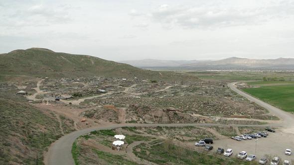 Arredores de Khor Virap