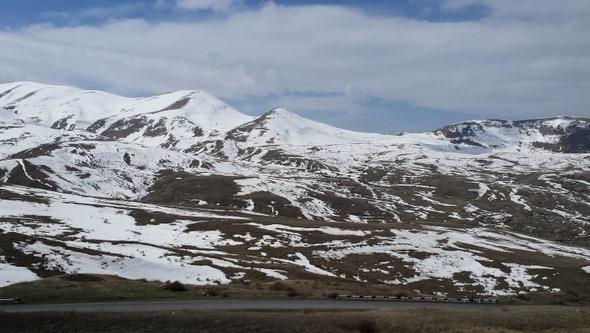 Caminho de Goris a Sevan