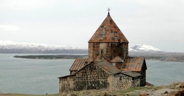 Mosteiro de Sevan