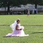 Noivas em São Petersburgo