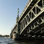 São Petersburgo - Passeio de Barco