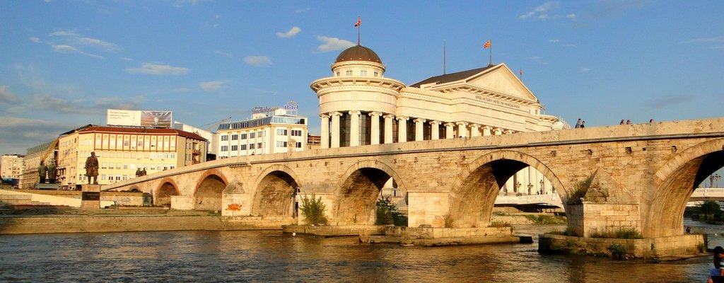 Skopje: esperando para ser descoberta