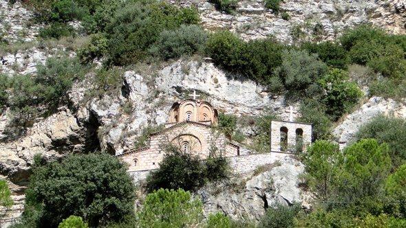 Igreja em Berat