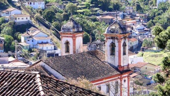 Igreja Matriz de Nossa Senhora da Conceição de Antônio Dias