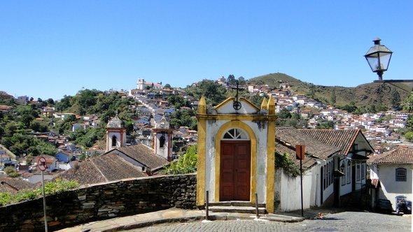 Oratório em Ouro Preto
