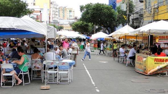 Feira da Eduardo Ribeiro