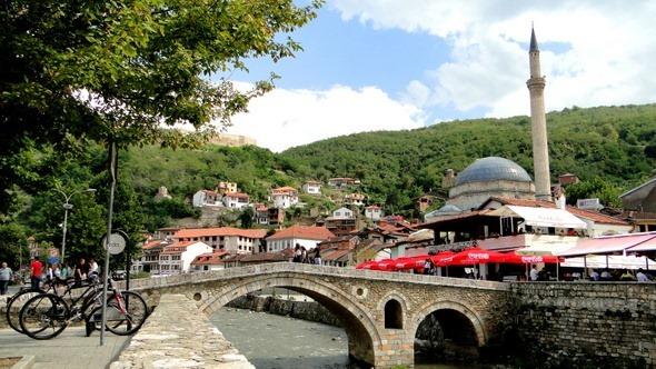 A linda Prizren, no Kosovo