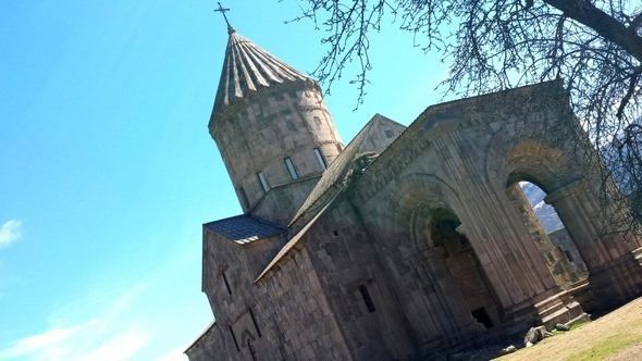 Mosteiro de Tatev