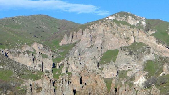 Floresta de Pedras de Goris